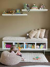 banc chambre enfant le banc de rangement un meuble fonctionnel qui personnalise le