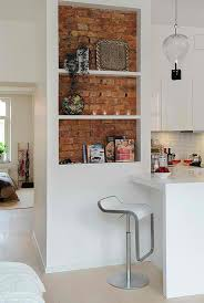 wall kitchen ideas 10 fab kitchen ideas using brick walls decoholic