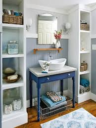 58 best small bathroom spaces images on pinterest home room and