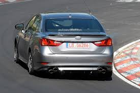 gsf lexus 2014 spyshots lexus gs f performance sedan prototype features trd