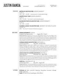 Best Font For A Resume by Justin Banda