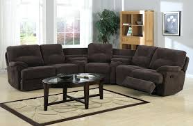 Power Sectional Sofa Sectional Sofas With Recliner Recliner Sectional Sofa