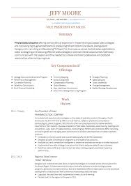 Example Sales Resumes by Great Sales Resume Examples