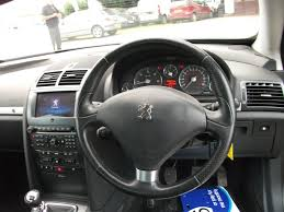 peugeot 407 coupe interior 2008 peugeot 407 bellagio diesel 2 door coupe crossroadsgarage net