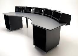 Control Room Desk Arced 5 Bay Console Martin U0026 Ziegler