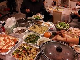 thanksgiving postksgivingblack friday shopping dinner black and