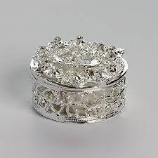 arras de boda silver plated shaped arras chest cofjc001 arras de boda