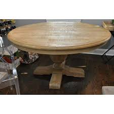restoration hardware oval dining table restoration hardware french urn pedestal round dining table chairish