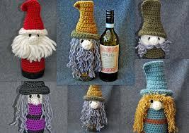 pattern for wine bottle holder crochet wine bottle holder pattern free craftdrawer crafts crochet