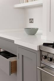 battersea london handleless shaker kitchen higham furniture a contemporary take on a traditional kitchen