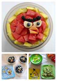 si e repas b angry birds food from the mamas collations enfants et pour