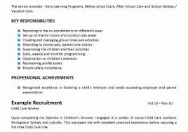 Child Care Worker Resume Template Foster Care Social Worker Sample Resume Inspirational Factory