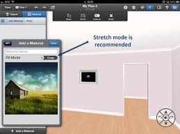 interior design for ipad applying custom photos to picture