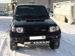 mitsubishi pajero 1997 мицубиси паджеро 1997 г в 3 5 литра уважаемые любители и