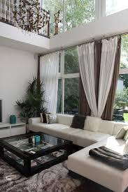 rideaux décoration intérieure salon rideaux decoration interieure salon idées de décoration et de
