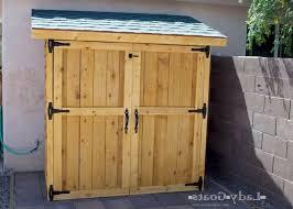 small outdoor storage cabinet storage designs