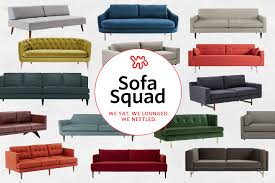 Apartment Sofa Sectional by The Most Comfortable Sofas At Cb2 Apartment Therapy