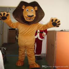 carnival costumes for sale fast ship madagascar lion mascot costume fancy dress carnival