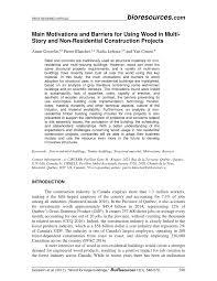 bureau rts non resident consumer attitudes towards timber as a pdf available