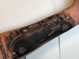 car tattoos images tagged with cartattoos on instagram