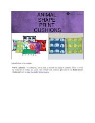 home interior wholesalers ppt wholesale home decor 5 types of cushions for a beautiful