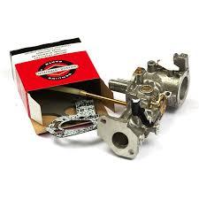 amazon com briggs u0026 stratton 498298 carburetor replaces 692784