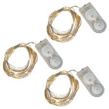 battery operated led string lights waterproof lumabase warm white battery operated waterproof mini string lights