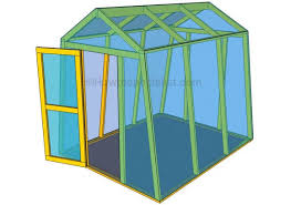 Shed Greenhouse Plans 15 Free Greenhouse Plans Diy