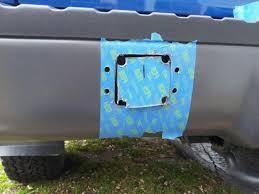 led bumper backup lights rigid flush mount leds in rear bumper pics how to ford raptor
