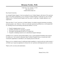 exle general cover letter leading professional surgeon cover letter exles resources