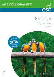 buy ib biology higher level osc ib revision guides for the