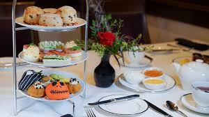 special halloween themed afternoon tea service to be offered at
