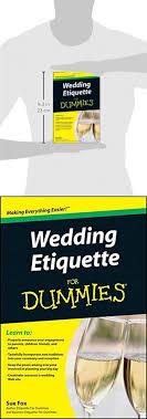weddings for dummies 115 best wedding etiquette images on wedding etiquette