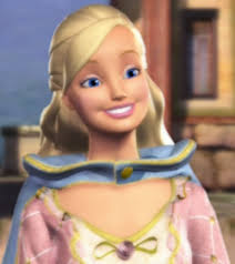 barbie princess pauper characters tv tropes
