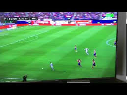 Field Bench Atletico Madrid Bench Throws Ball On Field To Try And Stop A