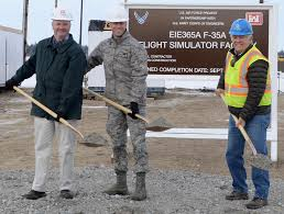 construction at area u0027s air force installations to inject 1 5