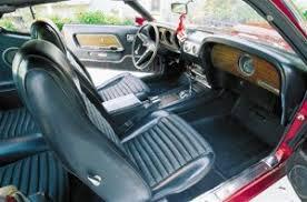 1969 Ford Mustang Interior Pop U0027s Toy 1969 Cammer Boss 429 Mustang Boskovich Boss 9 Boss