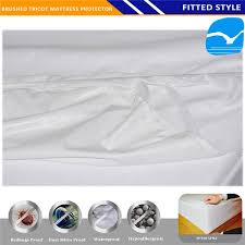 Bamboo Crib Mattress Best Selling Quilted Bamboo Crib Mattress Cover Protector