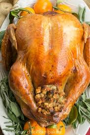 brined turkey that can bake