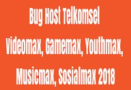 spoof host youthmax telkomsel bug host url host spoof host telkomsel videomax gamemax musicmax