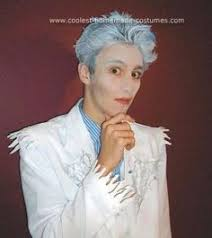 Ice Queen Halloween Costume Ideas Coolest Homemade Jack Frost Ice Princess Unique Couple Costume