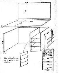 fabriquer bureau sur mesure fabriquer un bureau d enfant bricobistro