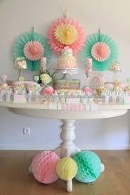 pastel tea party decor ideas planning styling dessert table