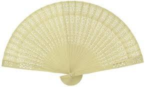 sandalwood fan coloured sandalwood fans by fantastica