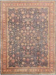 Silk Shag Rug Antique Sivas Turkish Rug 780 Nazmiyal Collection