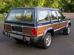 1989 jeep wagoneer limited find used 1989 jeep wagoneer limited sport utility 4 door 4 0l 4x4