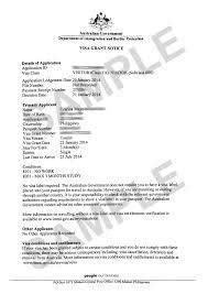 invitation letter for tourist visa sample australia wedding cover