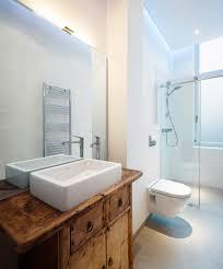 Bad Holzboden Innenarchitektur Kleines Tolles Badezimmer Weis Holzboden Bad