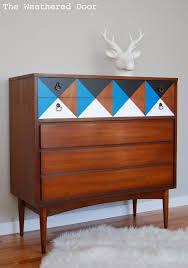 Mid Century Secretary Desk by Refinishing Mid Century Furniture