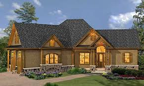 Hipped Roof House Plans Plan W15887ge Rustic Hip Roof 3 Bed House Plan E Architectural